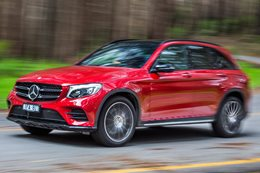 2016 Mercedes-Benz GLC review