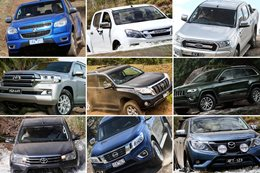 2015's most popular 4x4s