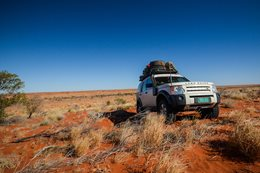 East Simpson: Northern Territory/Queensland