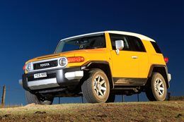 Production to end for Toyota FJ Cruiser