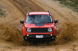 Jeep Renegade Trailhawk Review