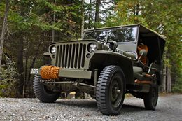 WWII Jeep: The Greatest 4X4 of all