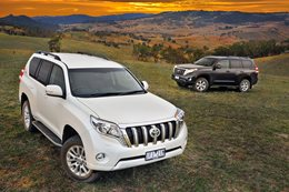 Toyota Prado KDSS Review