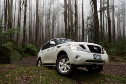 Y62 Nissan Patrol Ti Review
