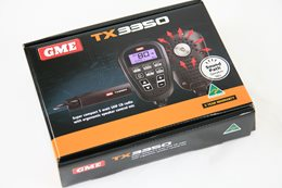 GME TX3350 UHF Radio: Product test