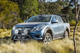 Mazda to team with Isuzu for next-gen ute