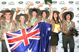 Aussie kids are world's best at designing Land Rovers
