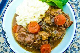 Recipe: Camp Oven Lamb Stew