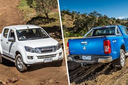 GM and Isuzu end ute partnership