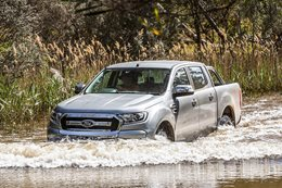 Ford Ranger best-selling 4x4 in July