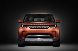 New 2017 Land Rover Discovery, first official photos