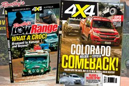 4x4 October issue