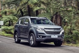 2017 Holden Trailblazer: First drive