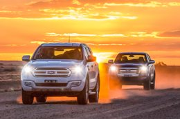 Ford Everest Trend vs Ford Ranger XLT