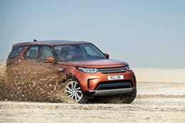 2017 Land Rover Discovery revealed