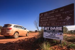 Ford Everest Trend long term test: Part 3