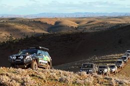 Ironman 4x4's Flinders adventure