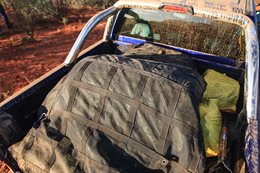 Safeguard Cargo net: Product test