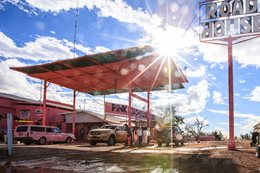 Pink Roadhouse, Oodnadatta: SA
