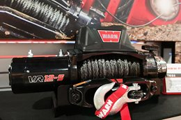 Warn Magnum winch revealed at SEMA