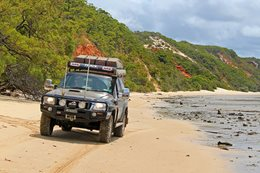 TOP 5: TIPS FOR DRIVING ON THE BEACH
