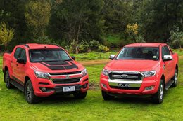 4x4 Load and Tow test comparison: 2016 Ford Ranger review 4x4 Load and ...