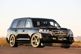 World's fastest Toyota LandCruiser
