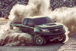 Chevrolet Colorado ZR2 revealed