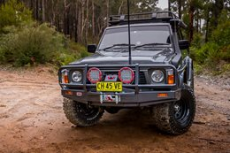 Classic off-road 4x4s made new again