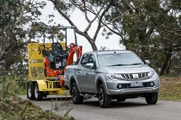 4x4 Load and Tow test comparison: 2016 Mitsubishi Triton review