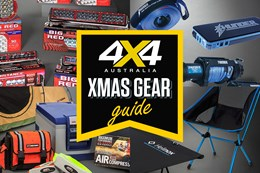 4X4 Australia 2016 Xmas Gear guide: Part 1