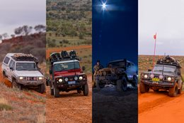 ARB Off-Road Icons: The iconic 4x4s