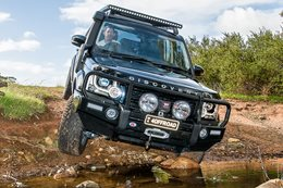 Custom Land Rover Discovery review