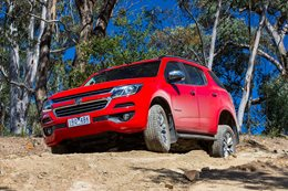 2017 Holden Trailblazer LTZ review