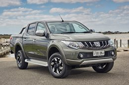 2017 Mitsubishi Triton receives updates