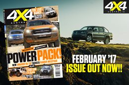 4X4 Australia: February issue out now
