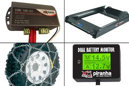 Piranha Off Road's core product range