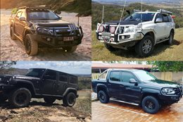 Readers' 4X4s: D-Max, Rubicon, Amarok