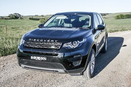 Discovery Sport and Range Rover Evoque: Recall