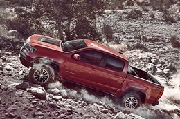 Chevrolet Colorado ZR2: Technology explained