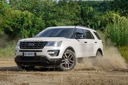 Ford Explorer Sport review