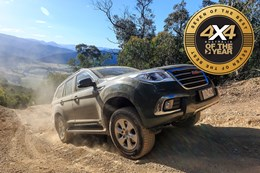 2017 4X4OTY #4: Haval H9 Luxury