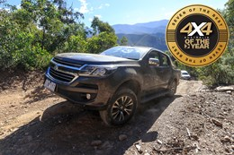 Holden Colorado LTZ
