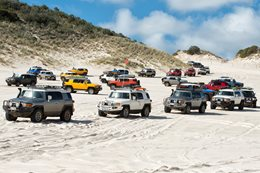 National FJ Cruiser club Summit, WA