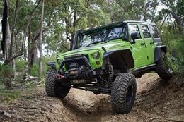 Custom Jeep JKU Wrangler Rubicon