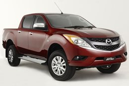 Recall issued for Second-Gen Mazda BT-50