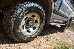 Bridgestone Dueler MT Product test main