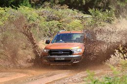Ford Ranger remains monthly 4x4 sales champ