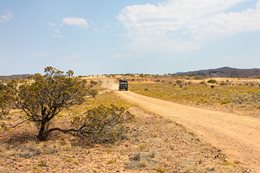 Strzelecki Track, South Australia main