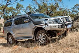 ARB-equipped Nissan Navara NP300 main